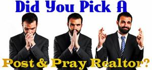 Post and Pray