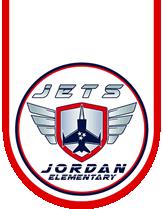 Jordan Elementary Jets logo