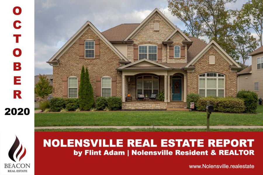 Nolensville October 2020 Real Estate Recap