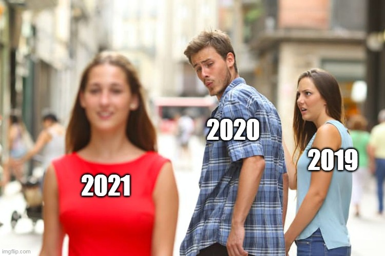 2020 - Good Riddance