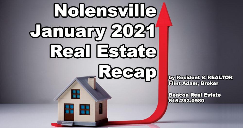 sville January 2021 Real Estate Recap