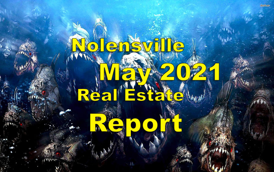 Nolensville May 2021 Real Estate Report
