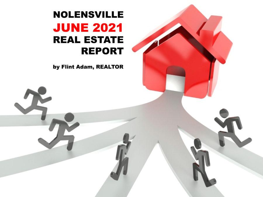 Nolensville June 2021 Real Estate Report