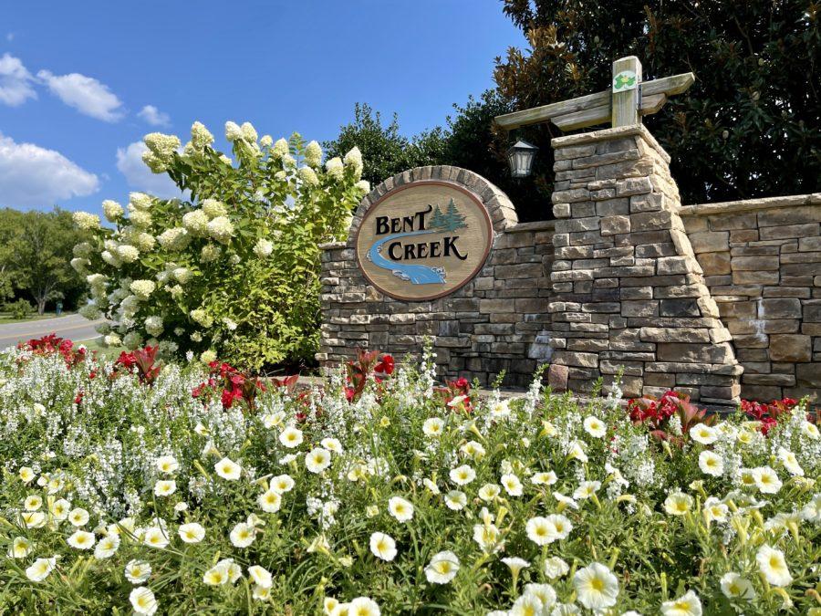 Bent Creek Neighborhood Monument