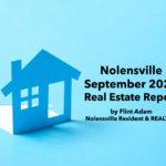 Nolensville September 2021 Real Estate Recap