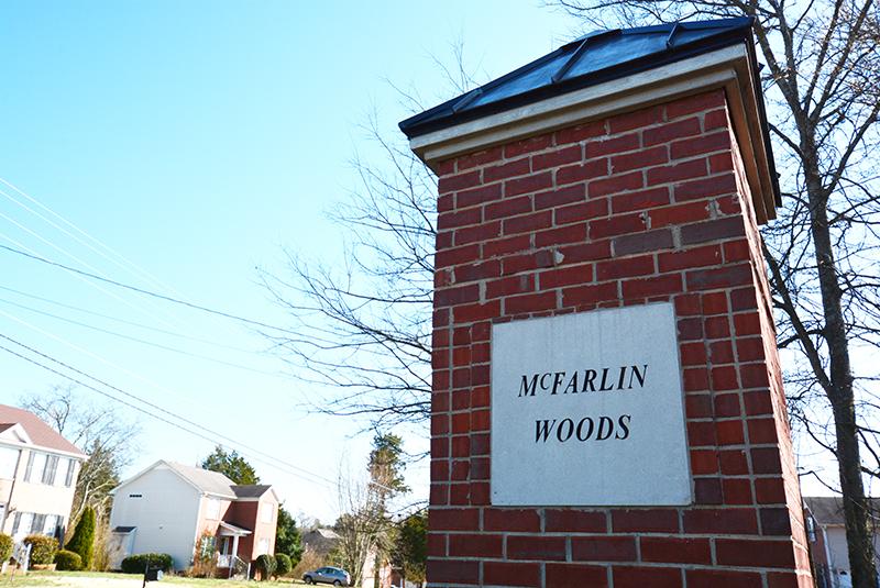 McFarlin Woods